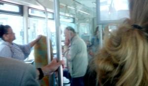 Bus still running